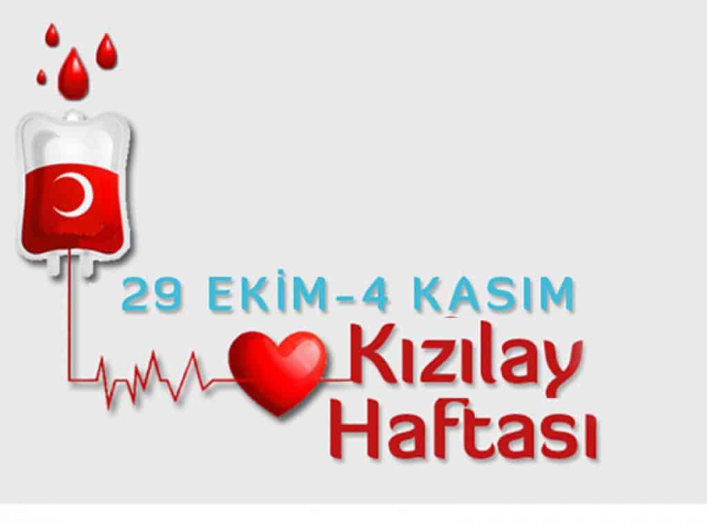 29 Ekim 4 Kasim Kizilay Haftasi Kucukcekmece Kumsal Ozel Egitim
